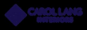 Carol Lang Interiors Logo