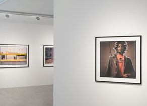Serena Maisto: Time Line, My Walk with Basquiat