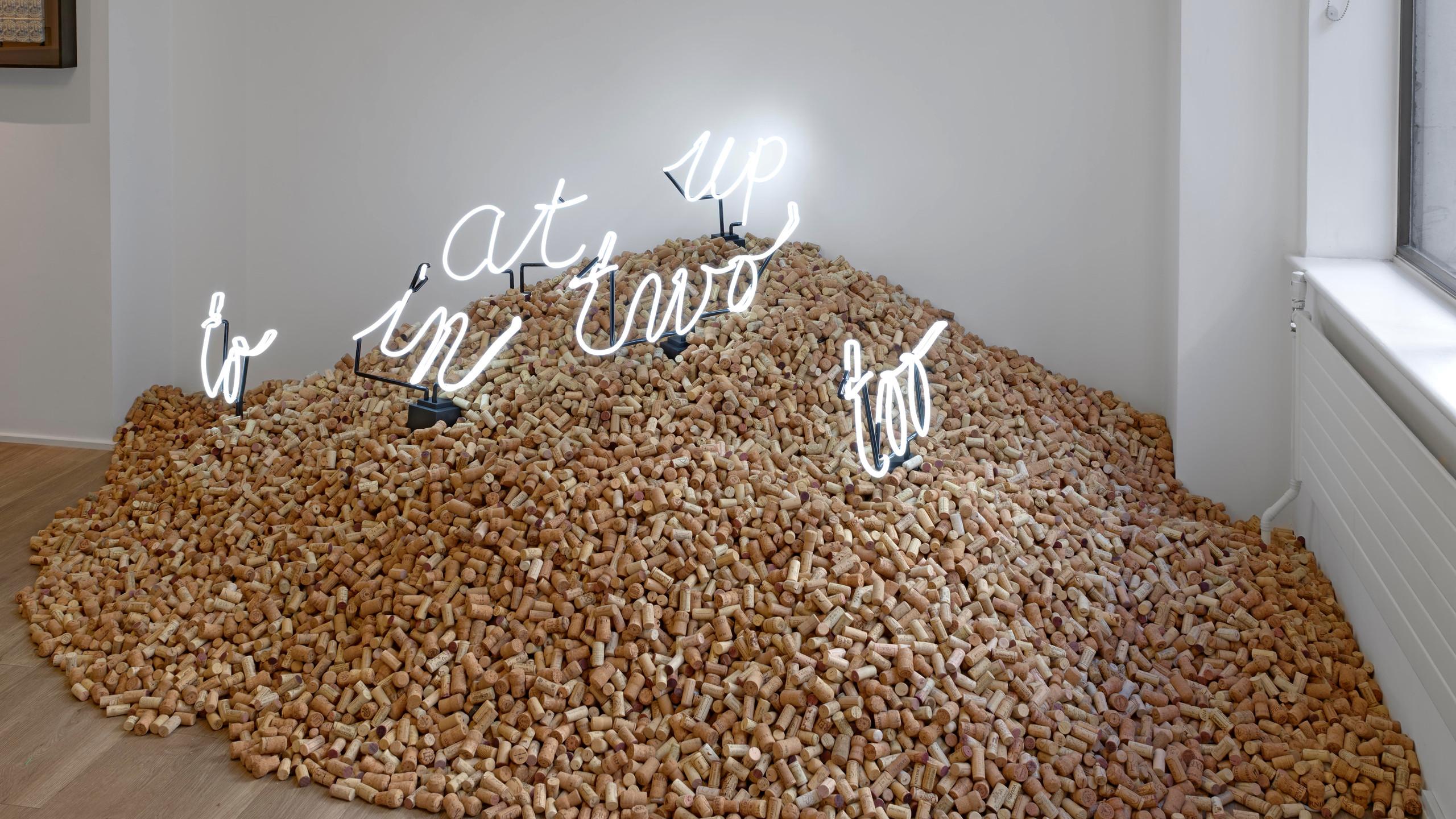 "Installation views ""Jan Henderikse. MINT"" at Cortesi Gallery London. Photo by PCA. Courtesy Cortesi Gallery London, Milan, Lugano"