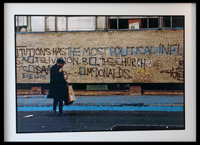 Serena Maisto: Basquiat & I: into the present
