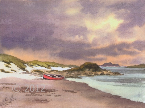 Iona, Red Boat
