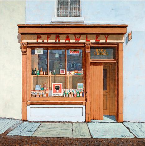 Frawleys Shop & Pub, Lahinch Co. Clare