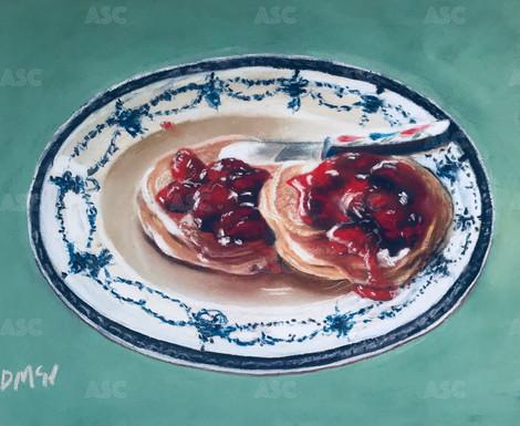 Pancakes for Tea