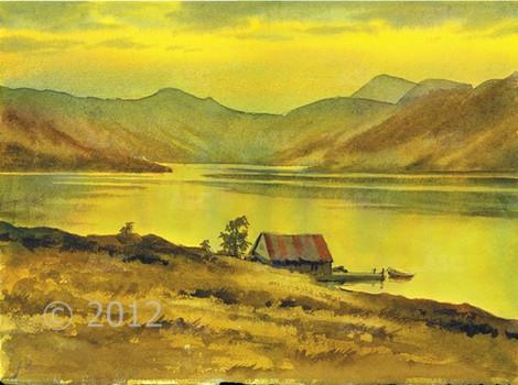 Loch Muick, Balmoral
