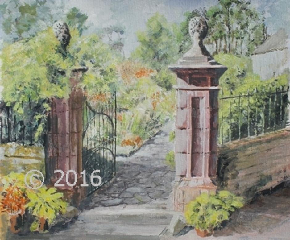 Garden Gates, Broughton House