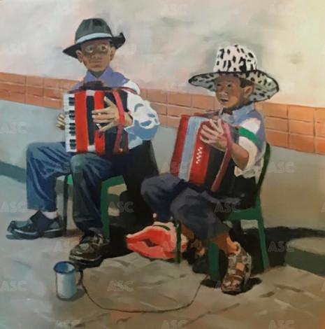 Mini Street Musicians