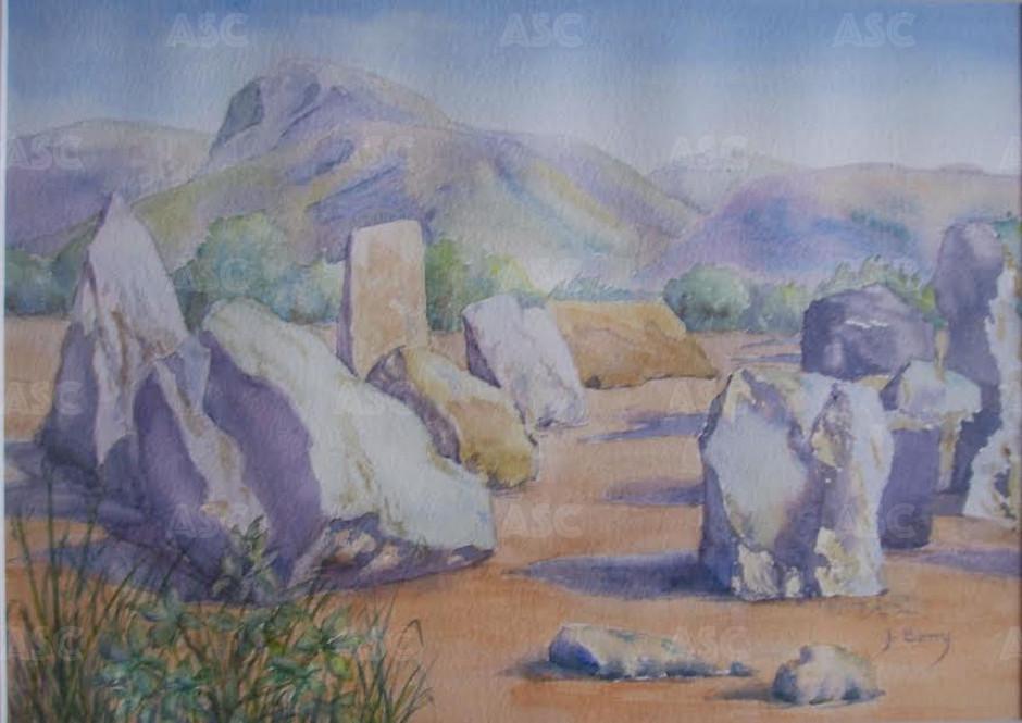 Corpach Stones