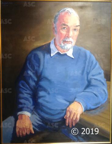 Portrait of Hugh