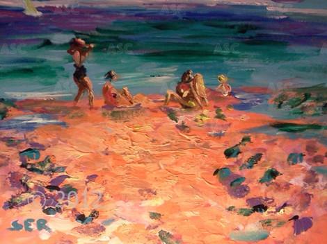 Girls' Beach Party