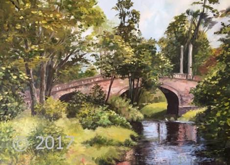Bridge at Dumfries House