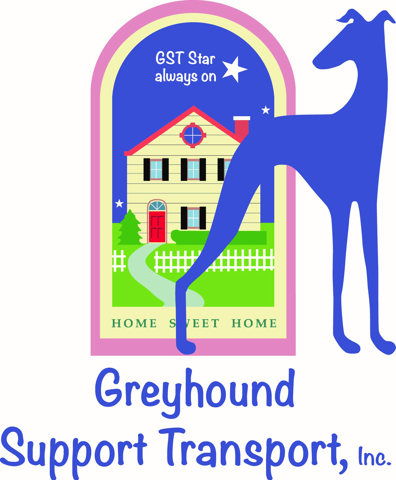 Greyhound Support Transport