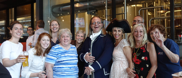 Happy Hour with Ben Franklin
