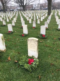 Wreaths Across America at Philadelphia National Cemetery