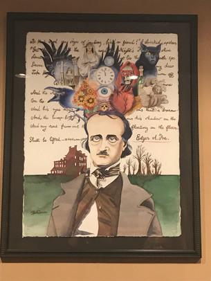 Touring the Edgar Allan Poe House