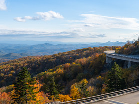 A Highway Full Of Adventure, The Blue Ridge Parkway