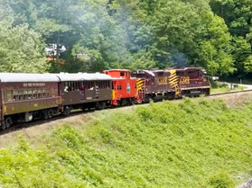 Climb On board The Great Smoky Mountains Railroad