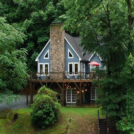 Asheville Real Estate Photographer