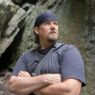 Author Brian Downes