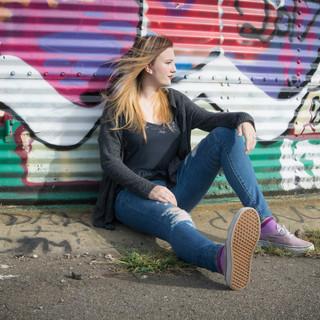 Model Heather Keiser