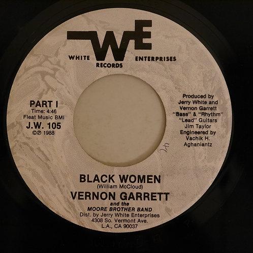 VERNON GARRETT / BLACK WOMEN (P1&P2)