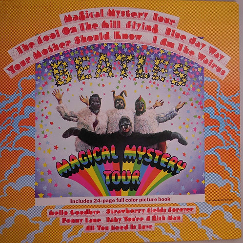 THE BEATLES / MAGICAL MYSTERY TOUR  69'USオリジナル ブック付き
