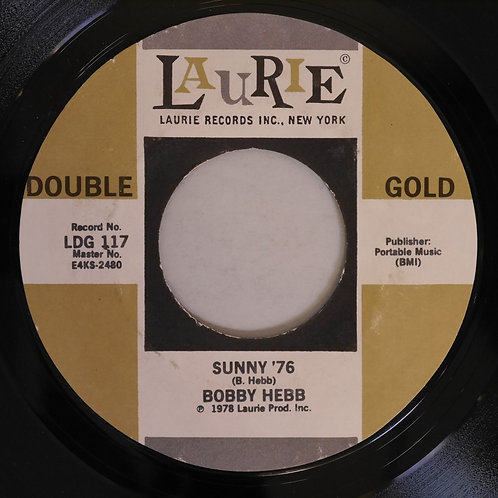 BILLY SHA-RE / BOBYY HEBB :DO IT / SUNNY'76  US LAURIE盤