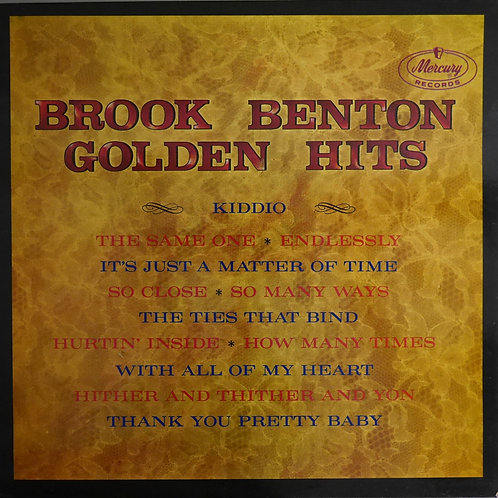 Brook Benton / Golden Hits
