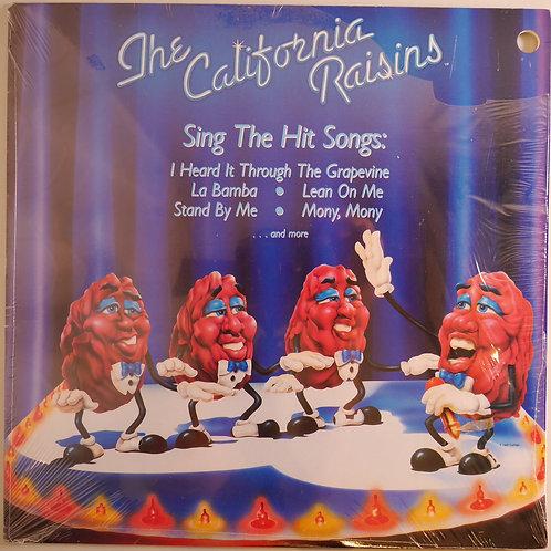 HE CALIFORNIA RAISINS  / SING THE HIT SONGS