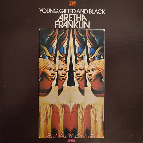 ARETHA FRANKLIN / YOUNG, GIFTED AND BLACK