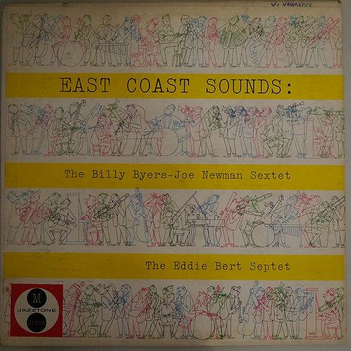 Billy Byers-Joe Newman / The Eddie Bert Sextet – East Coast Sounds