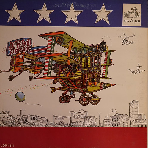 JEFFERSON AIRPLANE / AFTER BATHING AT BAXTER'S(MONO初期プレス)