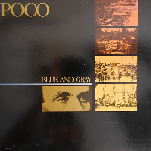 POCO / Blue and Gray