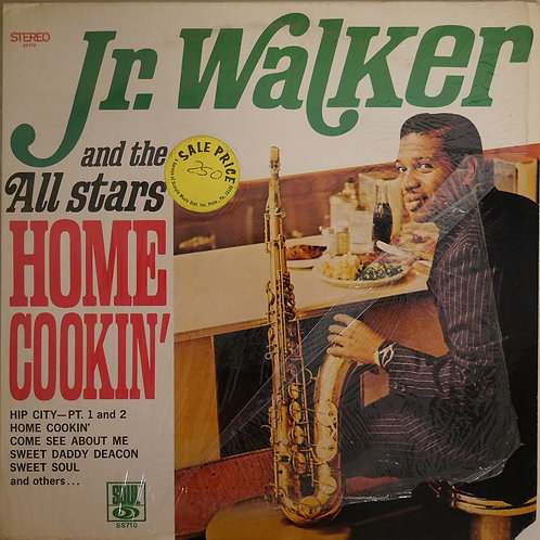 Jr. Walker And The All Stars / Home Cookin
