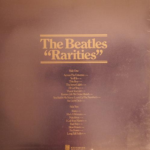 THE BEATLES / レアリティーズ
