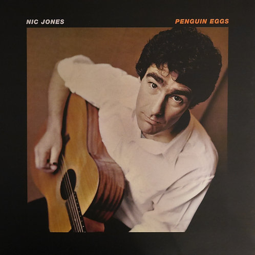 NIC JONES / PENGUIN EGGS (180g LIMITE)