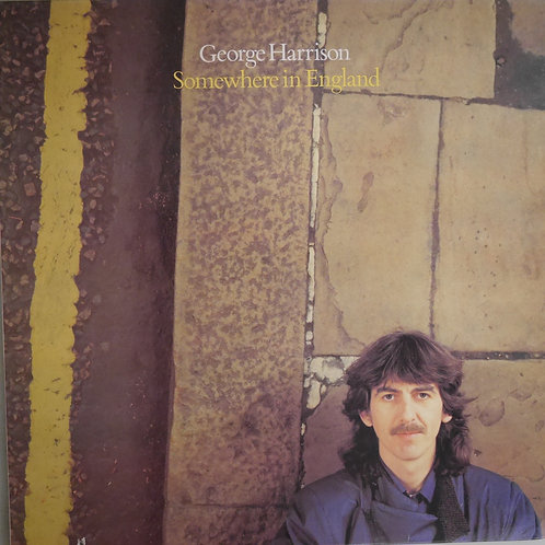 GEORGE HARRISON / SOMEWHERE IN ENGLAND