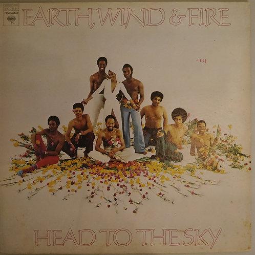 EARTH WIND & FIRE / HEAD TO THE SKY