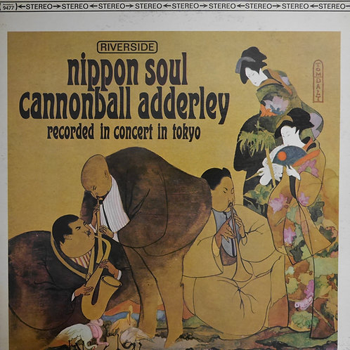Cannonball Adderley Sextet / Nippon Soul (USオリジナル黒ラベル)