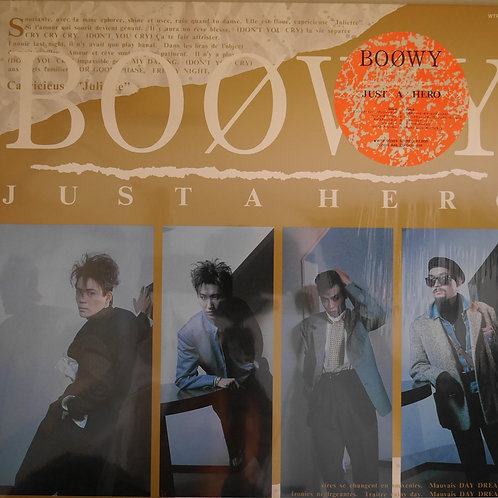 BOOWY / JUST A HERO