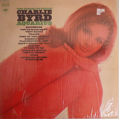 Charlie Byrd / Aquarius