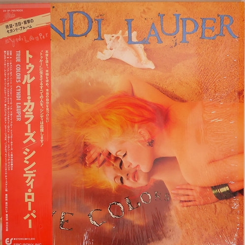 CYNDI LAUPER /TRUE COLORS
