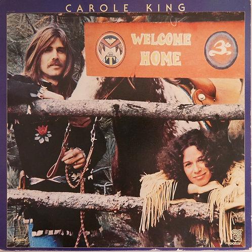 CAROLE KING / WELCOME HOME