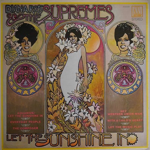Diana Ross & The Supremes / Let The Sunshine In