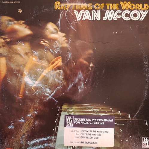 VAN McCOY / RHYTHMS OF THE WORLD(プロモ盤)
