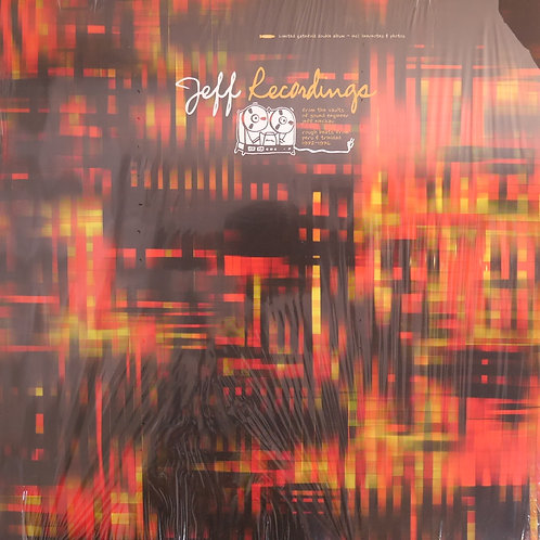 "VA Gerhard ""Jeff"" Nieckau /JEFF RECORDINGS ドイツ盤"
