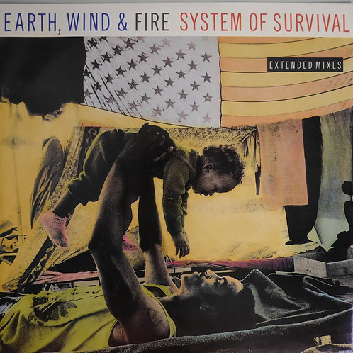 EARTH WIND & FIRE / SYSTEM OF SURVIVAL (EXTND MIX)