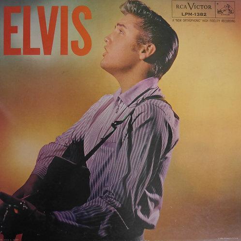 ELVIS PRESLEY / ELVIS (US オリジナル初回)