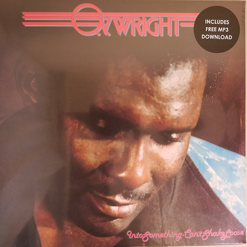O.V. WRIGHT / Into Something, Can't Shake Lose 未開封