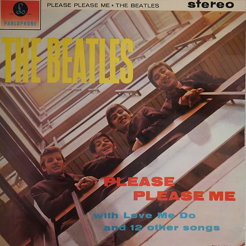 THE BEATLES / Please Please Me