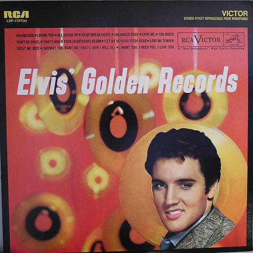 ELVIS PRESLEY / ELVIS'S GOLDEN RECORD 指揮者/演奏者